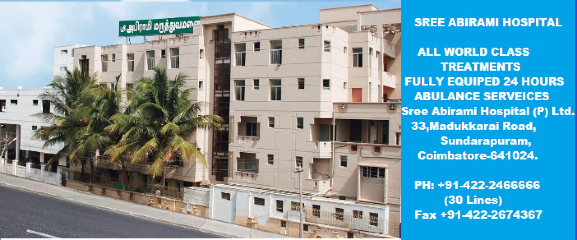 Abirami Hospitals